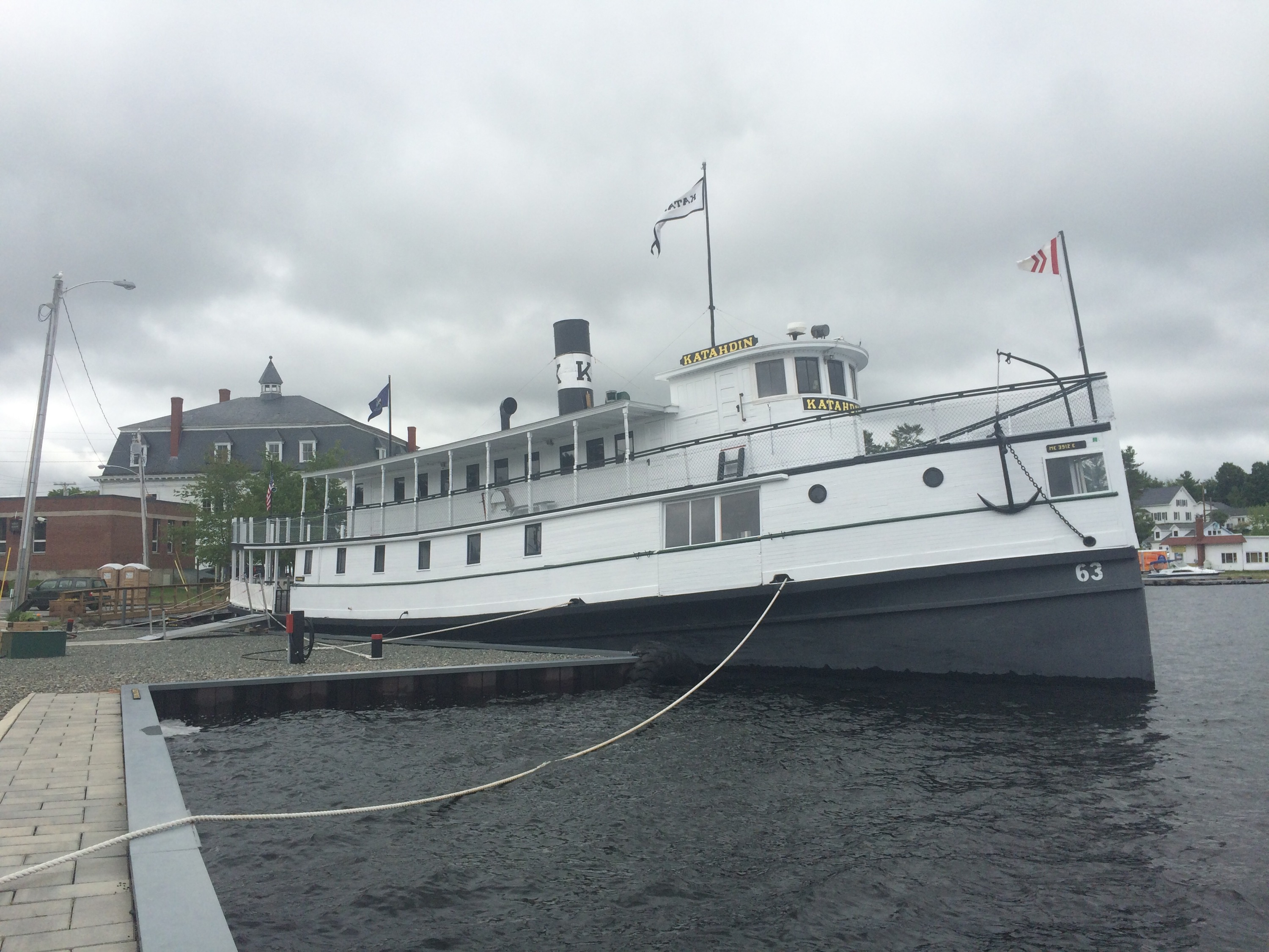 katahdin steamship greenville
