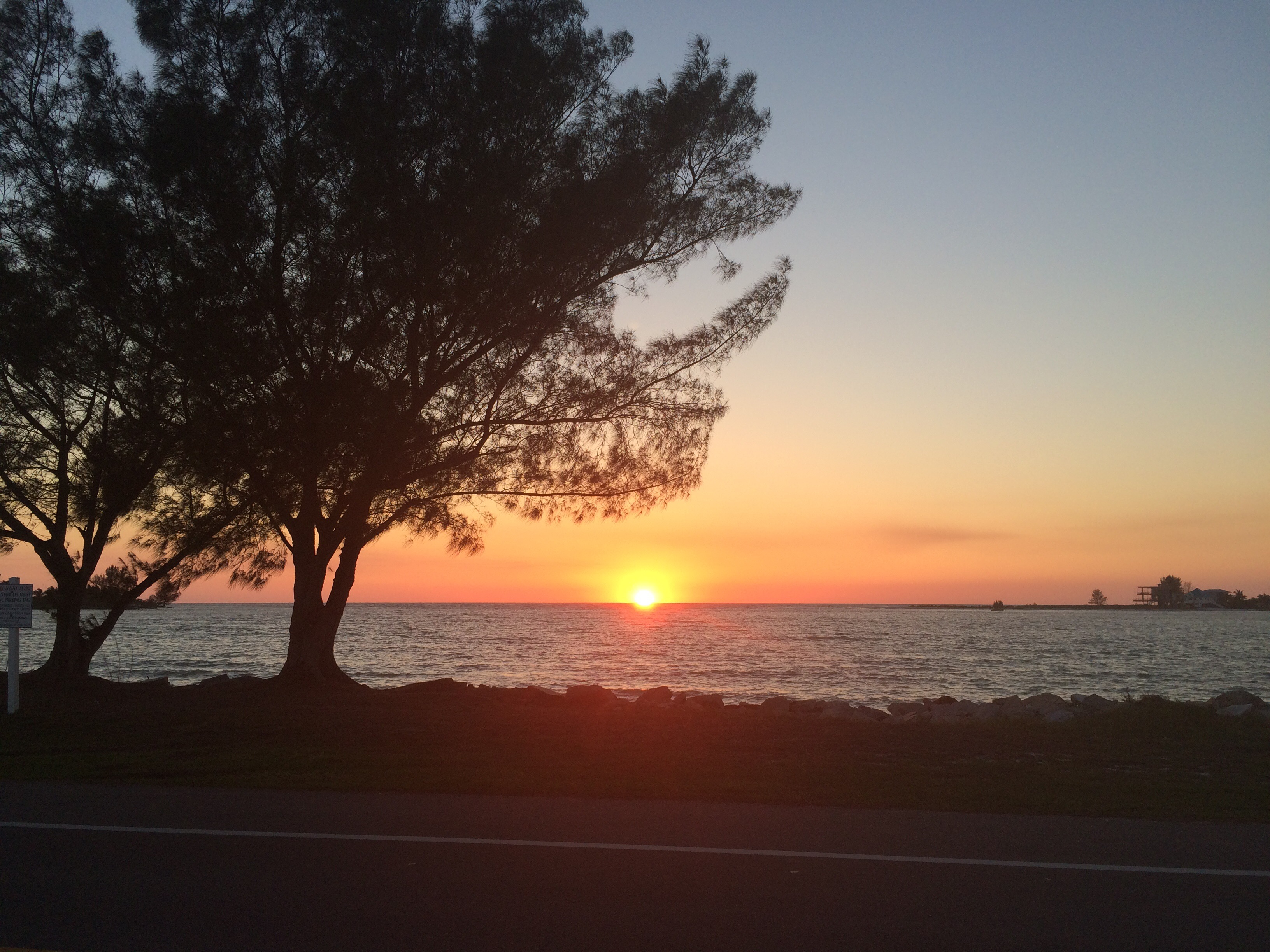 Boca Grande, Fl Sunset
